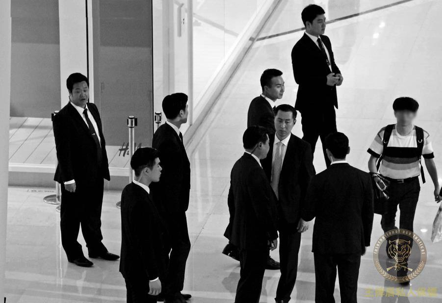 阿克苏保镖公司保护企业财产安全案例-金融公司股权纠纷