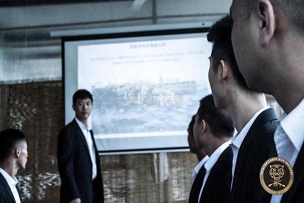 广州保镖的仪容标准是什么?